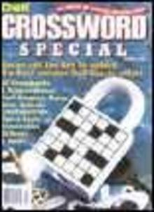 dell crossword puzzle magazine special